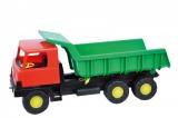 Auto Tatra 815 korba zelená kabina červená plast 75cm Teddies