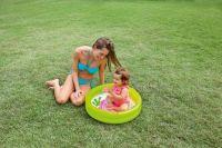 Bazén dětský nafukovací 61x15cm v sáčku Teddies