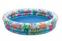 Bazén nafukovací 132x28cm v sáčku
