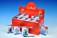 Minipuzzle Ledové království Disney 13x20cm 54 dílků asst 4 druhy v krabičce 40ks v boxu