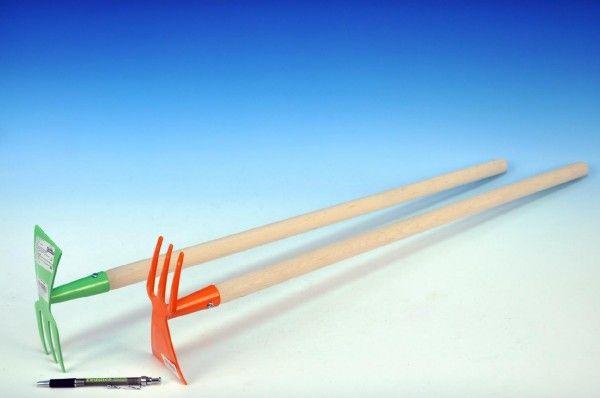 Motyka dřevo/kov 80cm asst 2 barvy nářadí