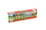 Domino Moje první zvířátka 28ks společenská hra v krabičce 21x6x3cm Teddies