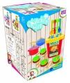 Kuchyň s nádobím plast 31ks v krabici Party World Wader dětské kuchyňky