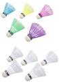 Míčky/Košíčky na badminton plast 5ks v tubě Teddies