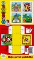 Pexeso papírové Moje první pohádky společenská hra Teddies