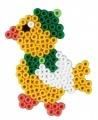Zažehlovací korálky Malý svět - Papoušek plast 2000ks v krabičce 18x12x6cm Lowlands