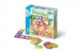 Domino + pexeso Prehistoric junior v krabičce