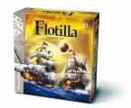 Flotilla společenská hra v krabici 30x30x9cm Bonaparte