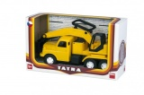 Auto Tatra 148 bagr 30cm plast v krabici Dino