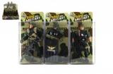 Voják figurka plast 10cm asst v krabičce 24ks v boxu Teddies