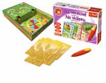 Malý objevitel Na venkově + kouzelná tužka edukační společenská hra v krabici Trefl