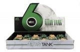 Tank plast 16cm asst 2 barvy 12ks v boxu Teddies