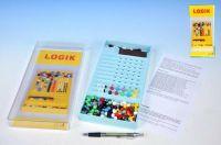 Logik společenská hra v krabici 14x29x3cm Teddies