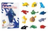 Natahovaci zvířátko do vody hračka do vany Alltoys