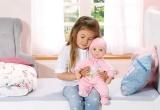 Baby Annabell® panenka miminko 43cm Interaktivní miminko Baby Annabel New Zapf Creation